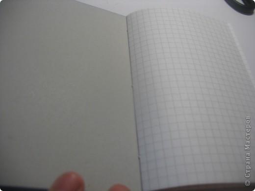 возьмите тетрадные листы в клетку, я взяла 4 фото 18