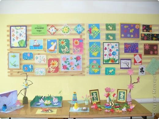 Картинки с выставки работ моего кружка фото 16