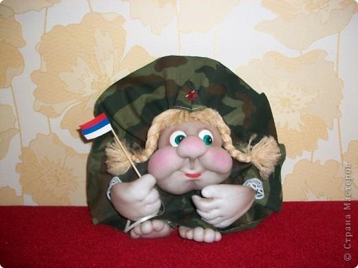Защитницы Отечества. фото 3