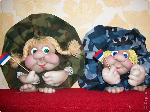 Защитницы Отечества. фото 1
