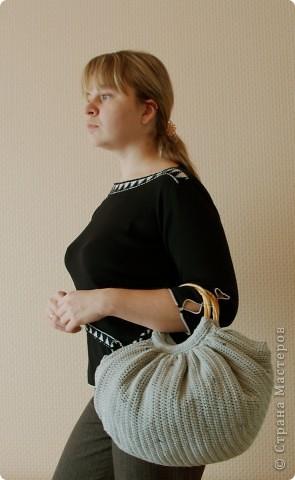 Вот такая сумочка у меня получилась))) Спасибо большое за мастер-класс Elena.ost фото 3