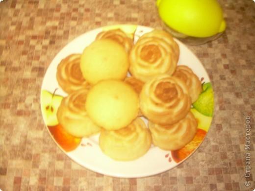Кексы ( очень вкусные) фото 2