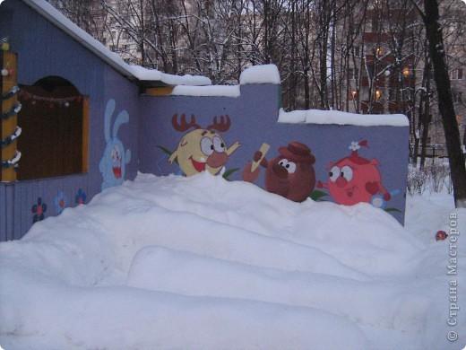 вот такого деда мороза и многое другое я построила для наших детей в саду на конкус фото 7
