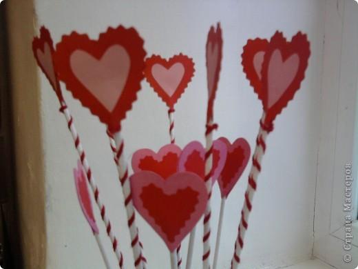 Украшение к дня Св. Валентина фото 2