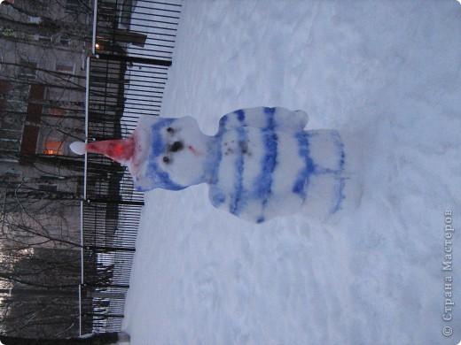 вот такого деда мороза и многое другое я построила для наших детей в саду на конкус фото 2