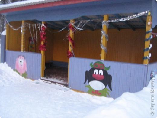 вот такого деда мороза и многое другое я построила для наших детей в саду на конкус фото 6