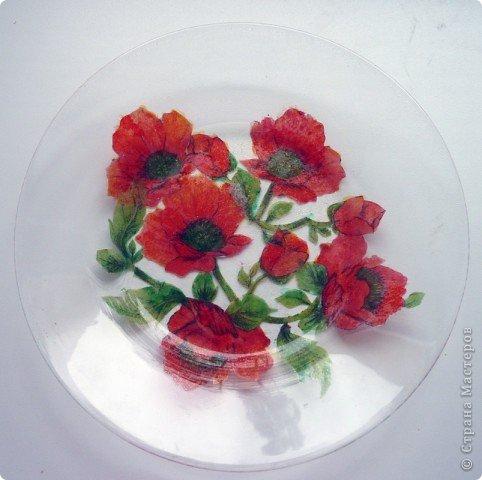 У меня появились новые салфетки с виолами,правда  крупноваты  цветы,хотелось бы помельче ,но...  фото 5