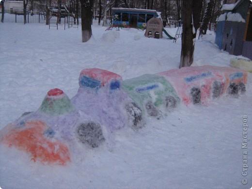 вот такого деда мороза и многое другое я построила для наших детей в саду на конкус фото 3