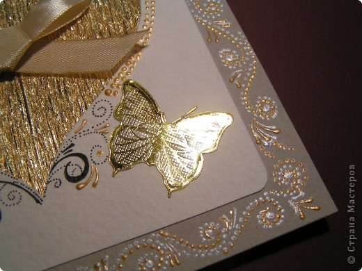 Почему сердце должно быть только красным? А мне захотелось золотое! Как драгоценный металл - красиво, дорого, бдестит! фото 3
