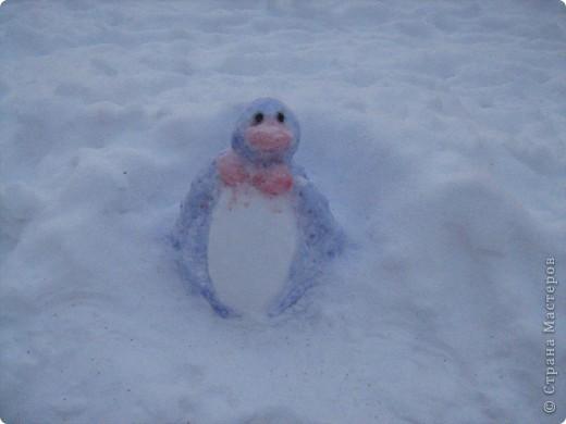 вот такого деда мороза и многое другое я построила для наших детей в саду на конкус фото 4