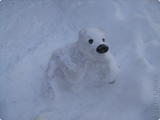 вот такого деда мороза и многое другое я построила для наших детей в саду на конкус фото 5