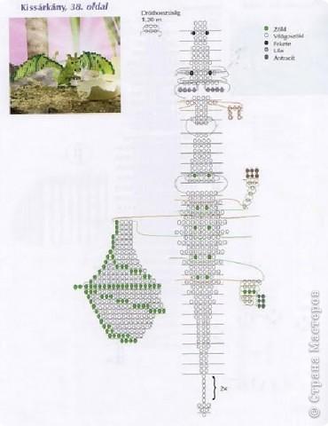 Этот МК - шаг к освоению более сложных драконов: http://stranamasterov.ru/node/138048, http://stranamasterov.ru/node/139030. Надеюсь, пригодится! фото 39