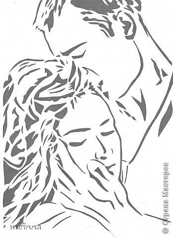 Влюблённая пара фото 3