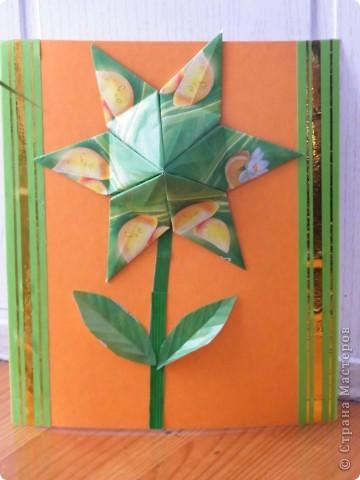 Открытки сделаны учениками 3 класса коррекционной школы-интерната. фото 7