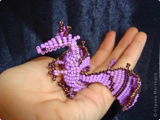 Этот МК - шаг к освоению более сложных драконов: http://stranamasterov.ru/node/138048, http://stranamasterov.ru/node/139030. Надеюсь, пригодится! фото 5