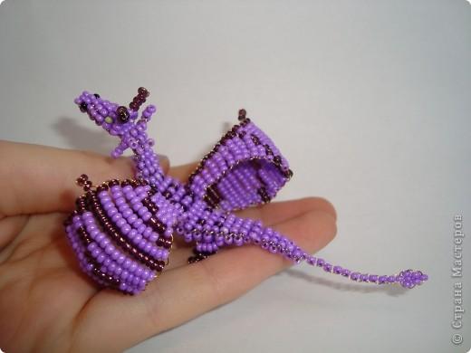 Этот МК - шаг к освоению более сложных драконов: http://stranamasterov.ru/node/138048, http://stranamasterov.ru/node/139030. Надеюсь, пригодится! фото 35