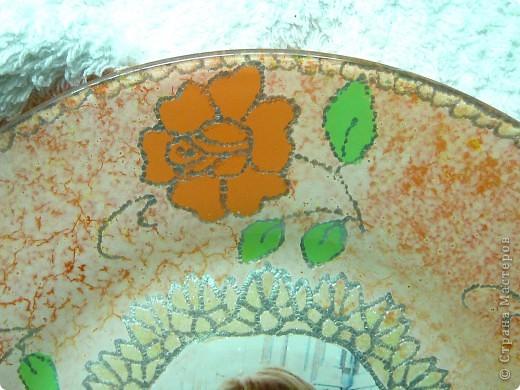Роспись по стеклу фото 5