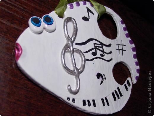 музыкальная рыбка