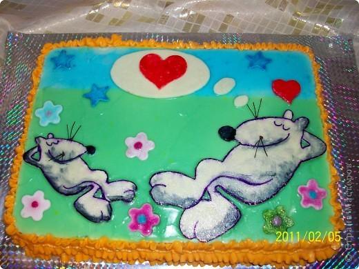 Торт... Мечта холостяка... фото 1