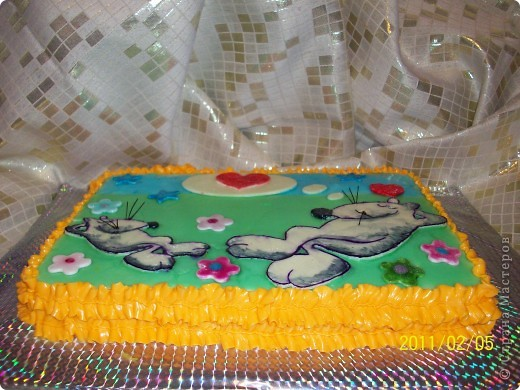 Торт... Мечта холостяка... фото 2