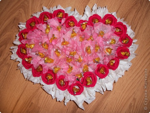 Дорогие мастерицы Страны! От чистого и большого сердца поздравляю Вас с праздником - Днем всех влюбленных!!! Желаю всем побольше творческих идей и побольше времени для их воплощения!  фото 2