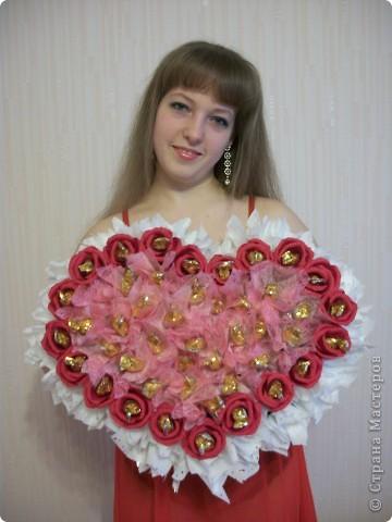 Дорогие мастерицы Страны! От чистого и большого сердца поздравляю Вас с праздником - Днем всех влюбленных!!! Желаю всем побольше творческих идей и побольше времени для их воплощения!  фото 1