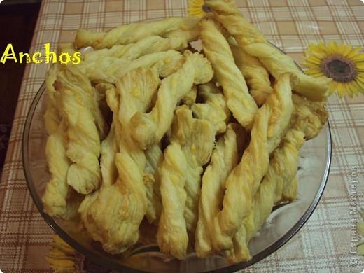 Предлагаю вам сделать сырные палочки. фото 12