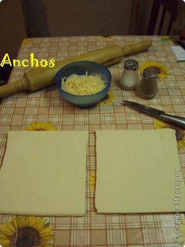 Предлагаю вам сделать сырные палочки. фото 2