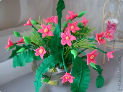 Очень нравятся маленькие цветочные букетики. И вот перед вами мои робкие попытки по их созданию. фото 6