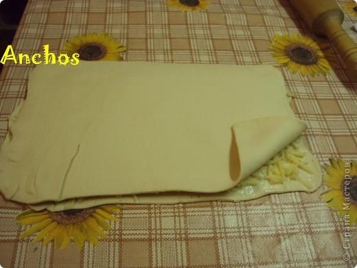 Предлагаю вам сделать сырные палочки. фото 6