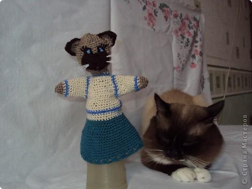 Вязаные куклы для сказки репка фото 7