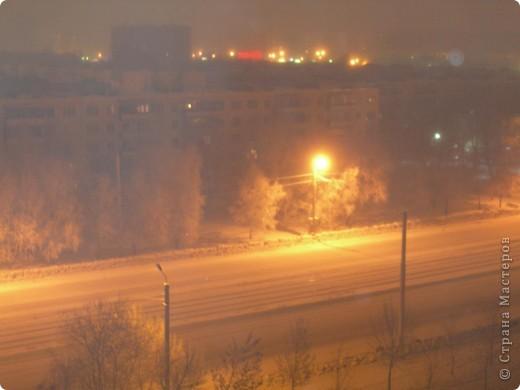 ночь .зима .куржак фото 9