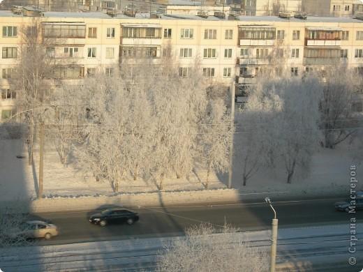 ночь .зима .куржак фото 8