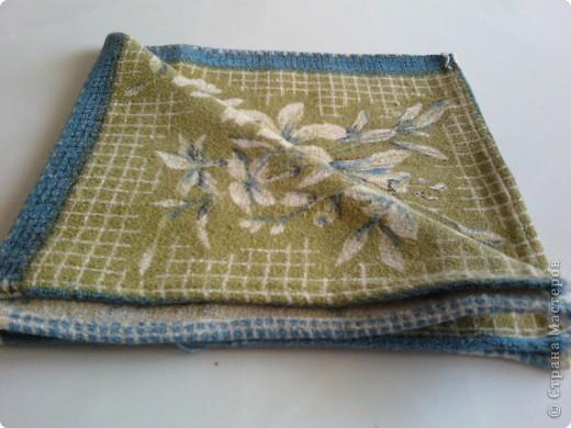 Для сервировки праздничного стоа использую разные полотняные салфетки. Существует множество приемов складывания салфеток. фото 13