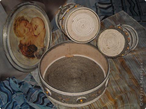 Всегда нравились подобные вещи. Были две старые баночки из под чая, долго думала как бы их оформить уютненько. Увидела блог Alex2218 и вдохновилась!  фото 3