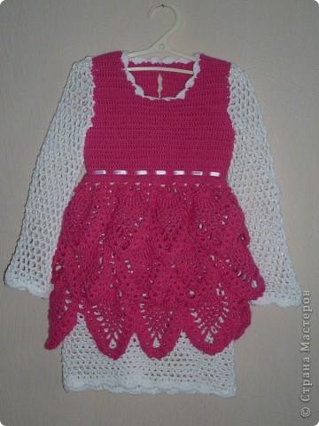 """платье """"Ананасики"""""""