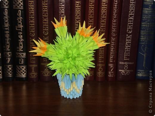 цветочки из квилинга фото 2