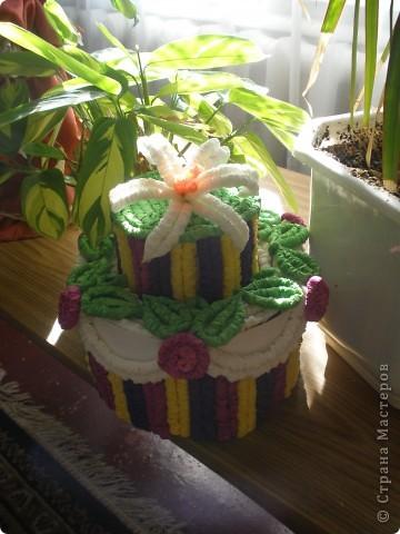 Торт *День рождения*