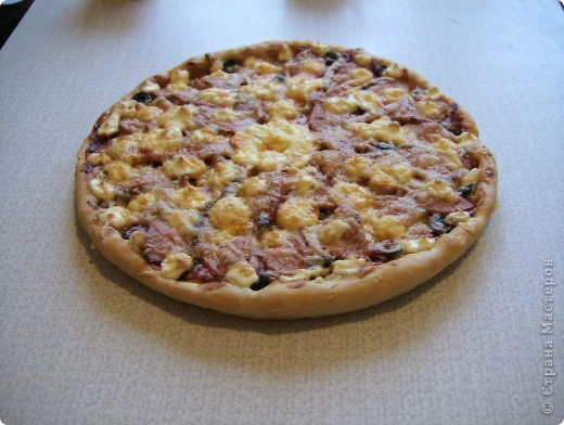 Пицца фото 2