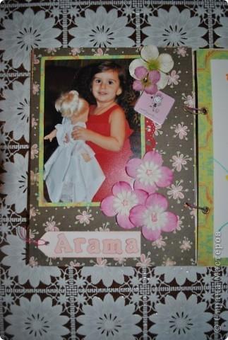 Альбом с работами детей для их учителя в развивающем центре   формат 17 на 23 фото 8
