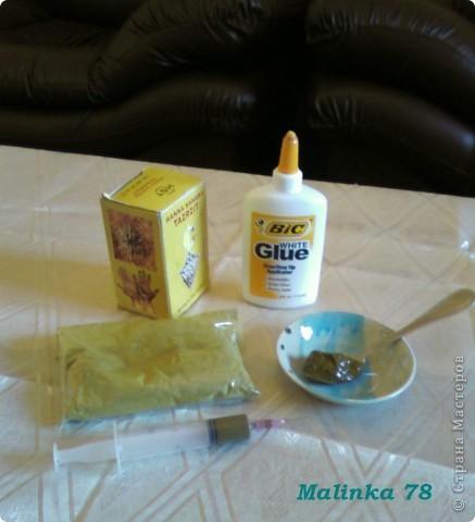 Салфетница (выполнена хной) Мастер-класс фото 7