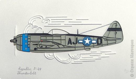 Republic P-47 Thunderbolt фото 1