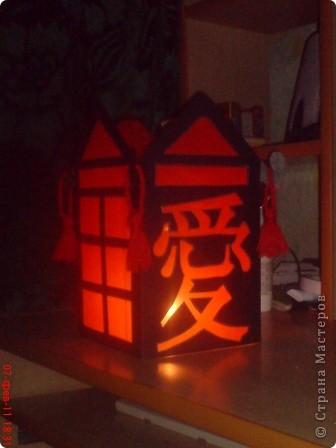 Мой китайский фонарик, но идея не моя, подсмотрела у пользователя Акант. Большое спасибо за идею и схему. фото 2