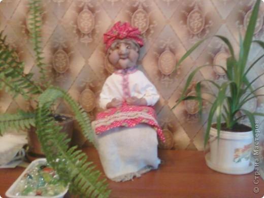 Жарким летом 2010года в качестве отдыха делала кукол фото 2