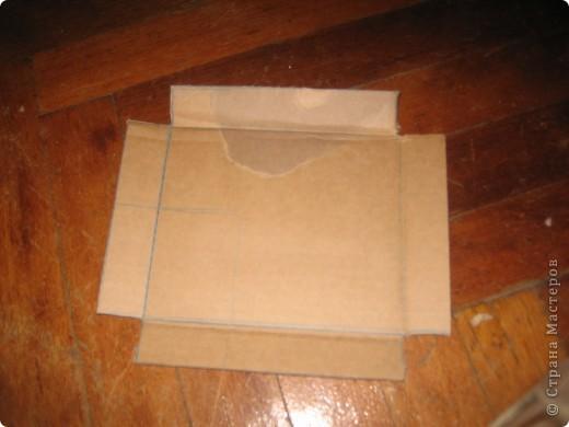 Коробочка для конструктора (сынишке) фото 3