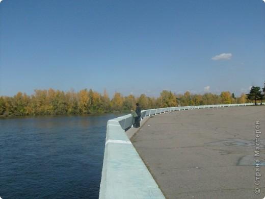 Я живу в Барнауле, но признаться в любви хочу другому городу. Прекрасной реке, на берегах которой он стоит... фото 4