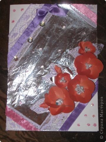 Моя первые открытки... фото 1