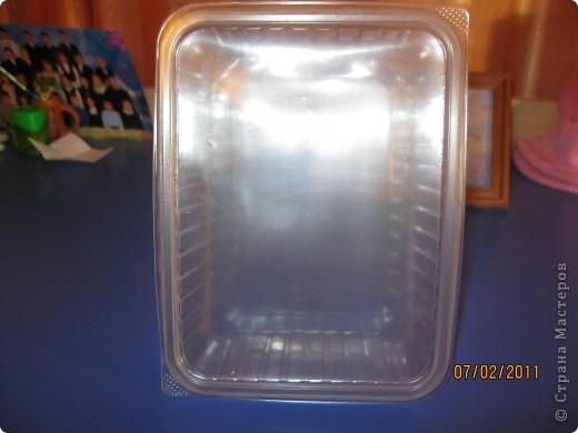 Выбираем коробочку. У меня коробка от весового мороженого. фото 1