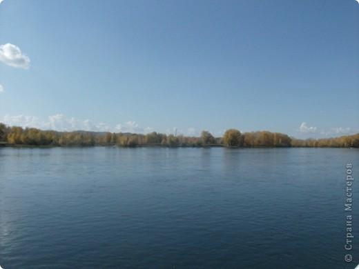 Я живу в Барнауле, но признаться в любви хочу другому городу. Прекрасной реке, на берегах которой он стоит... фото 1