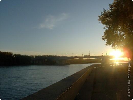Я живу в Барнауле, но признаться в любви хочу другому городу. Прекрасной реке, на берегах которой он стоит... фото 3